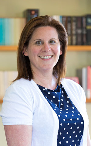Mrs Kirsty Keep, Head Mistress of Lancing Prep Hove