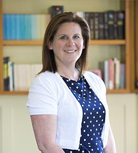 Mrs Kirsty Keep, Head Mistress, Lancing Prep Hove