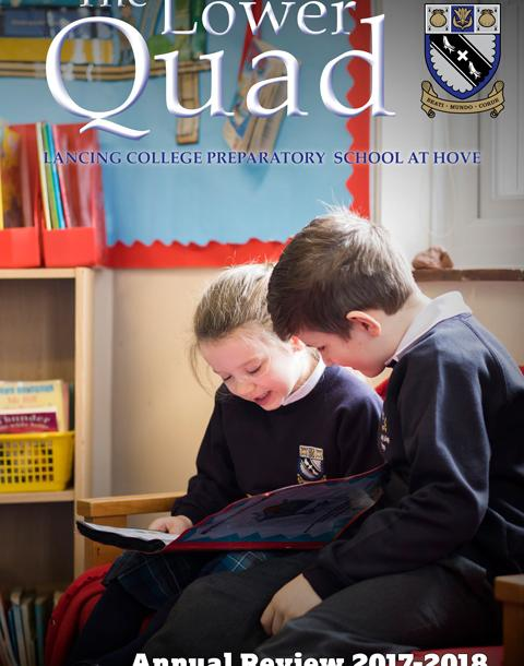 Lancing Prep Hove Lower Quad Magazine 2017-18