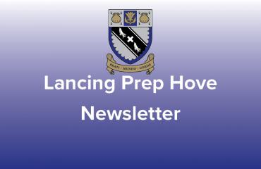Latest news from Lancing Prep Hove
