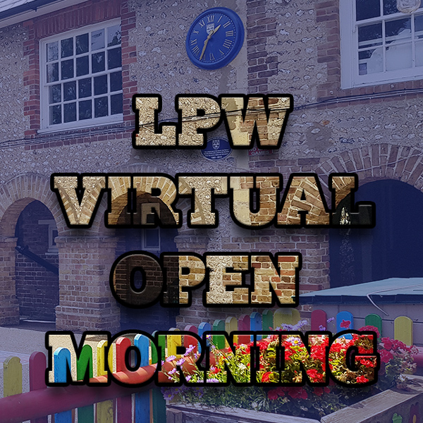 Register for our Virtual Open Morning