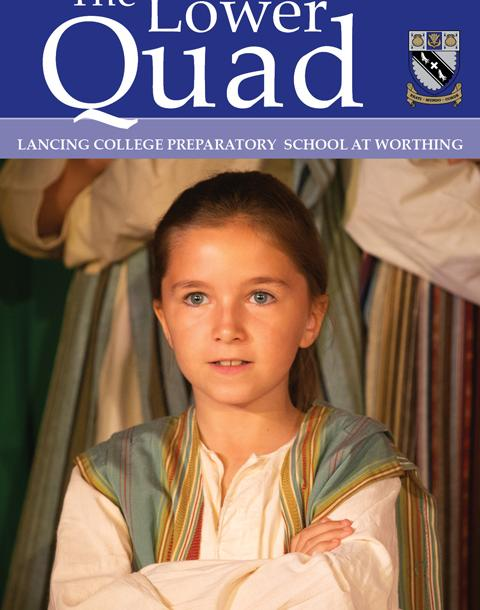 The Lower Quad - Review of Lancing Prep Worthing 2017-2018