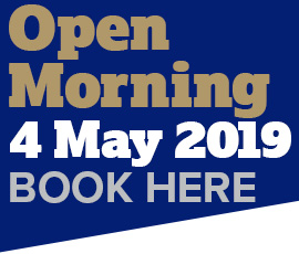 Open Morning May 2019
