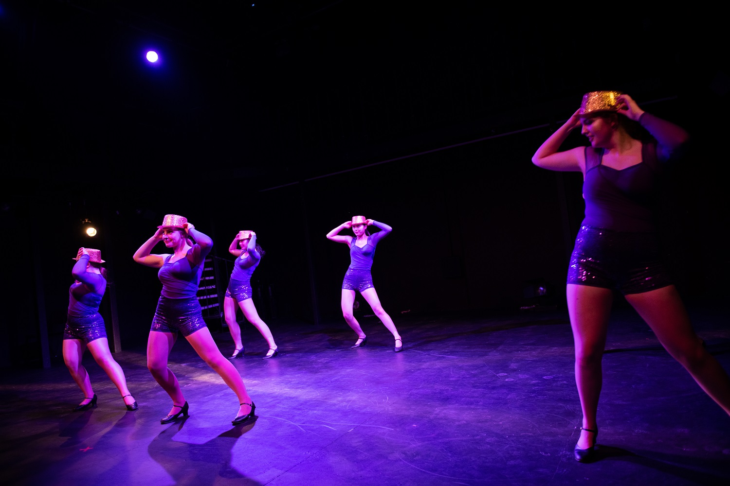 Dance by Design Lancing College pupils