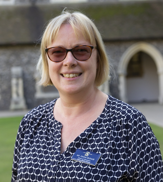 Lancing College new staff