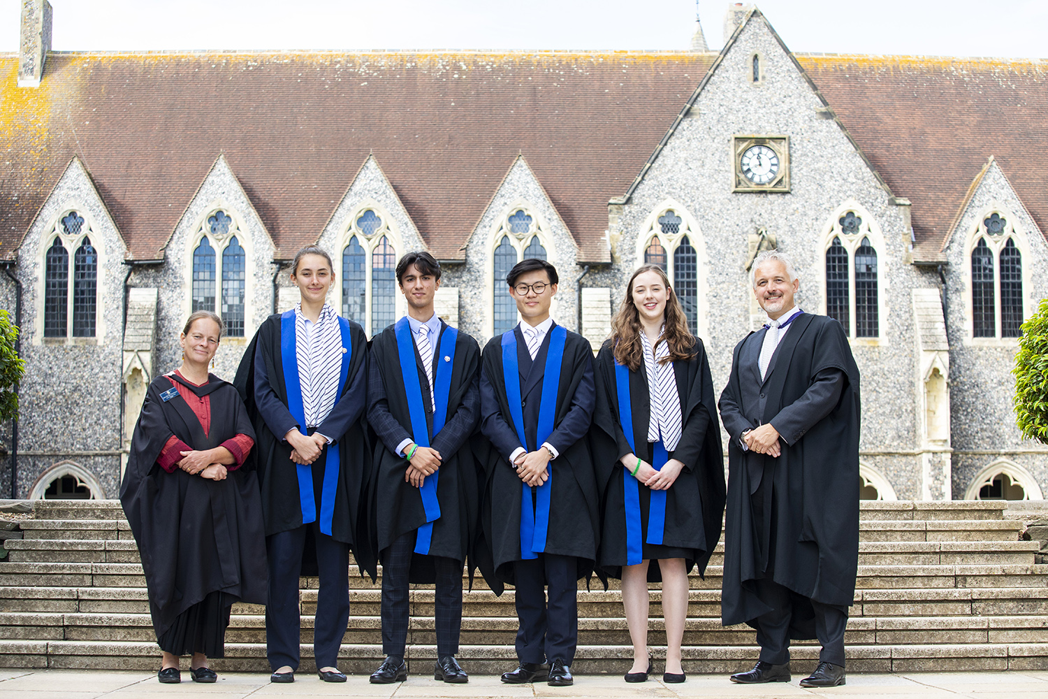 Lancing College Heads of School 2018-19