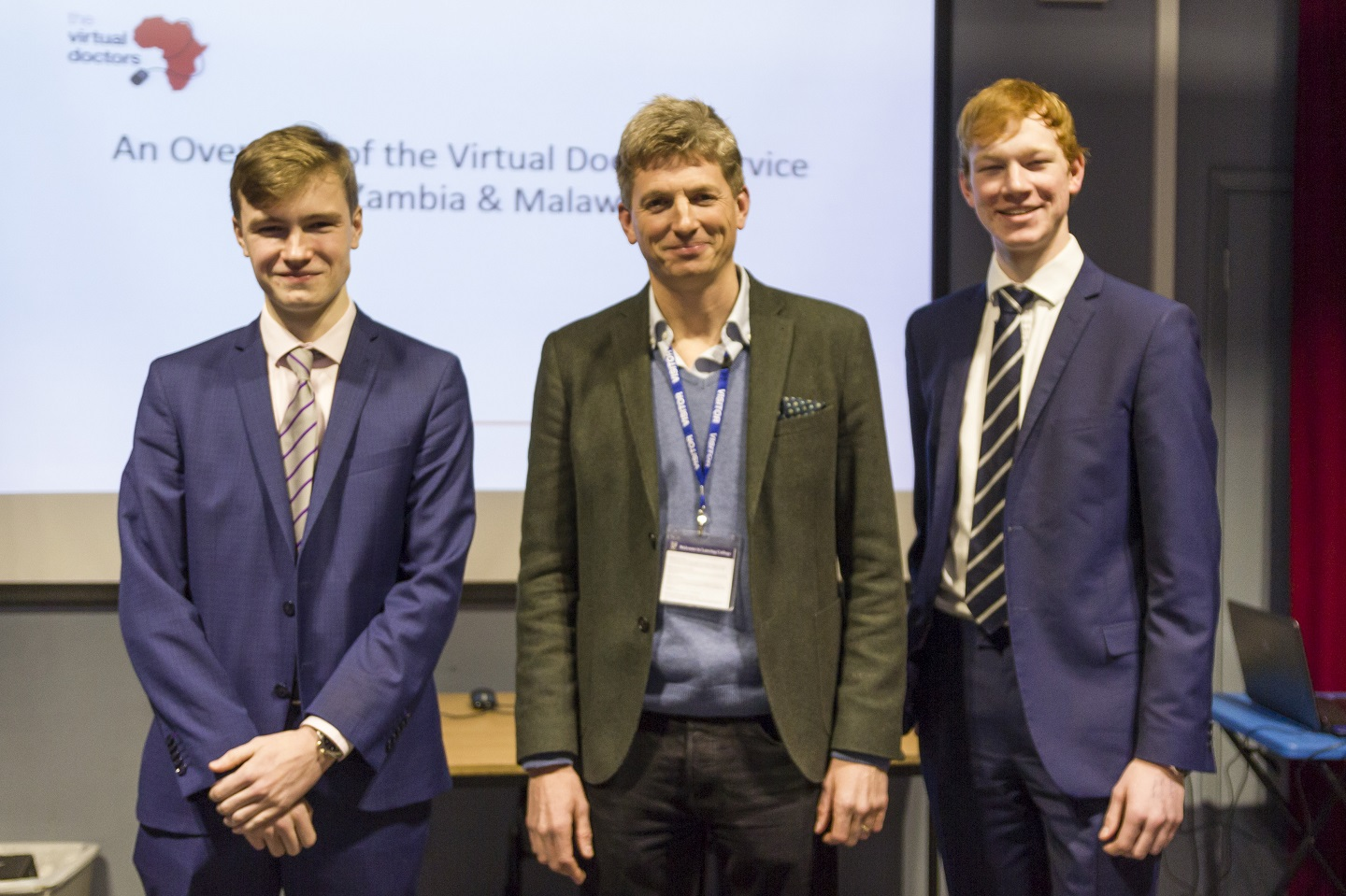 Virtual Doctors at Lancing College