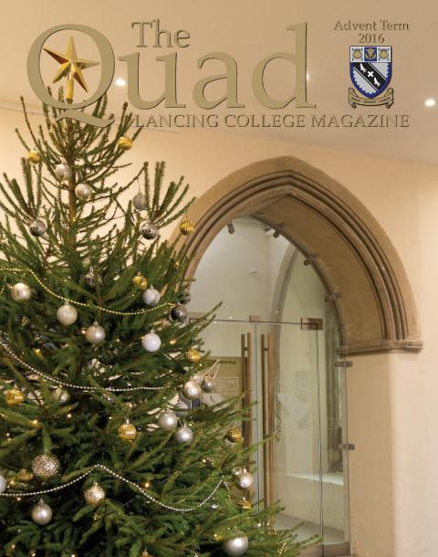 The Quad Magazine Advent Term 2016