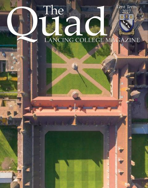 The Quad Magazine Lent Term 2017