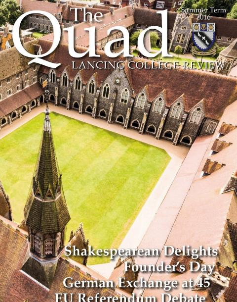 The Quad Magazine Summer Term 2016