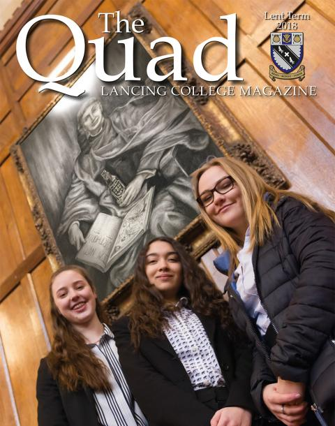 The Quad - Lent 2018