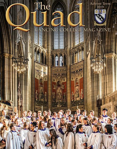 The Quad - Advent 2019