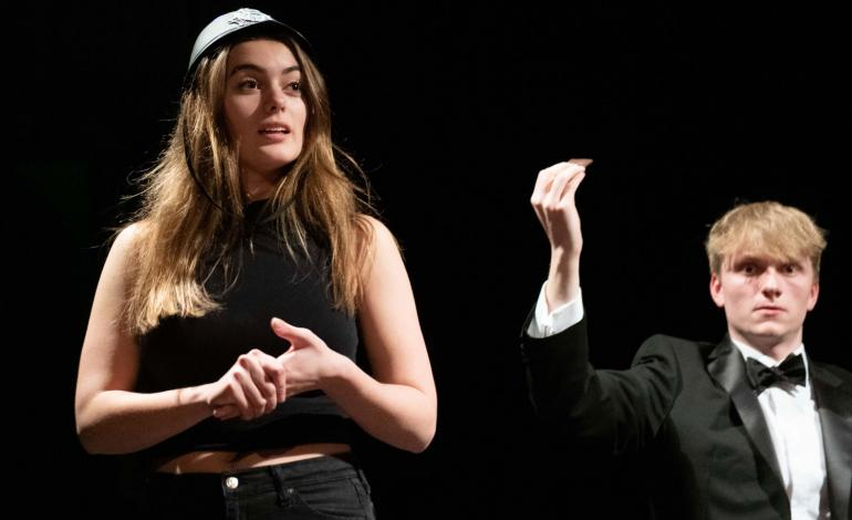 Lancing College's annual drama competition for aspiring playwrights