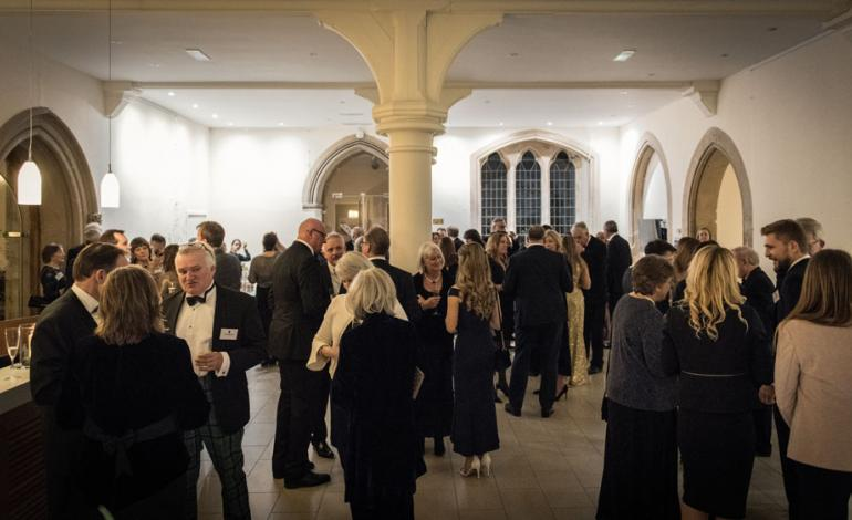 Foundationers fundraising event
