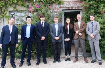 Lancing College pupils visit Charleston in enrichment event