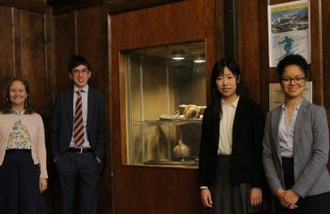 Lancing College Museum Club for the Sixth Form
