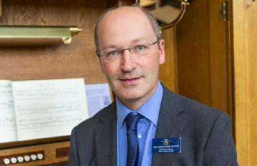 Alexander Mason new Director of Music at Lancing College