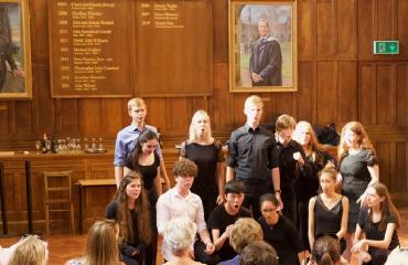 Lancing College Opera Project Showcase