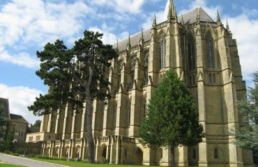 Completion of Lancing Chapel is imminent