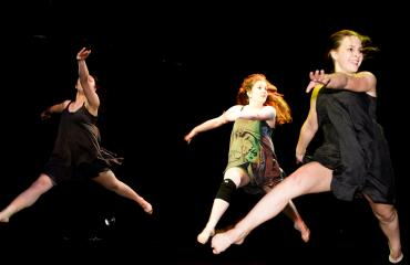 Dance by Design show at Lancing College
