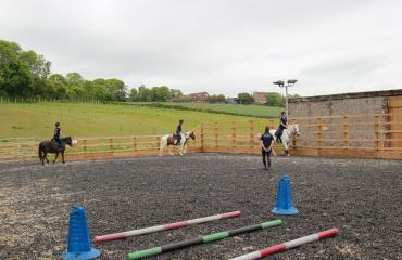 Lancing College Equestrian Centre