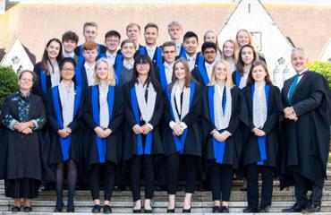 Lancing College Prefects for 2019-2020