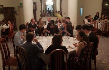 Medics Dinner at Lancing College